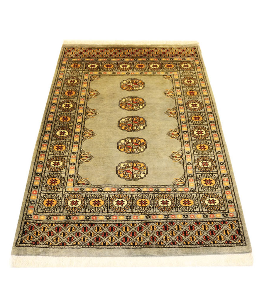 alfombra bokhara de lana hecha a mano 120 x 80 alfopersia