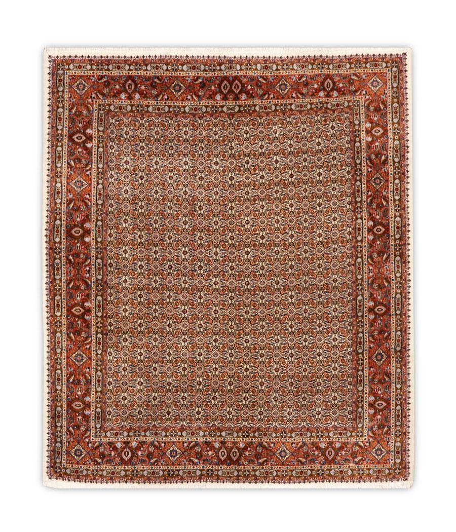 Alfombra persa de lana hecha a mano alfombras persas y - Alfombras hechas a mano con lana ...